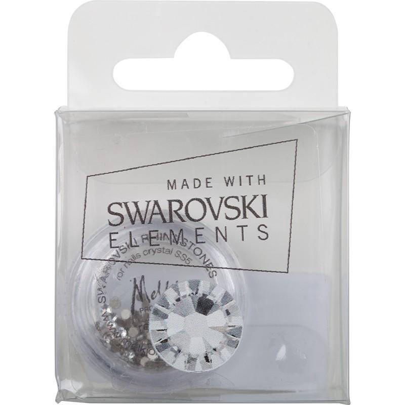 Strass Swarovski Ss5 Pentru Unghii X 100 Buc