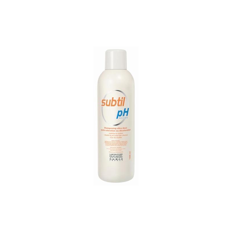 Sampon Ph Acide Subtil-dupa Vopsire 1l