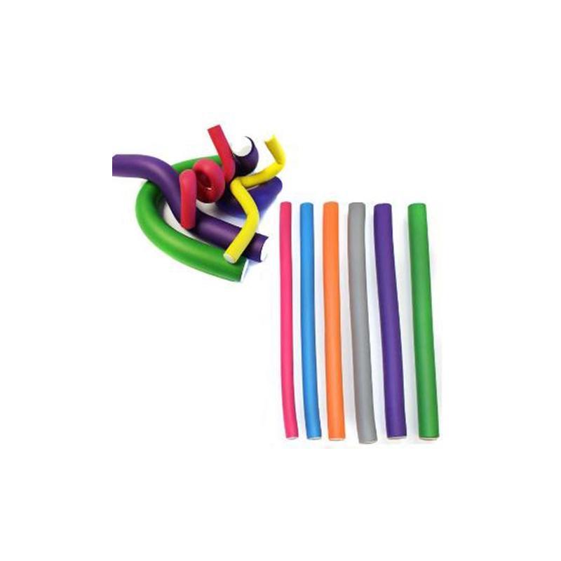 Bigudiuri Flexibile Mov 24cm-d20 (10 Buc)
