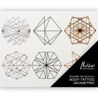 14602 Tatuaj metalic