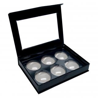 PALETA MAKE-UP 6X FARDURI BAKED