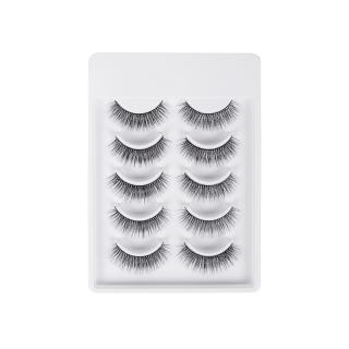 11668 3D Eyelashes Dangerous Look_gene