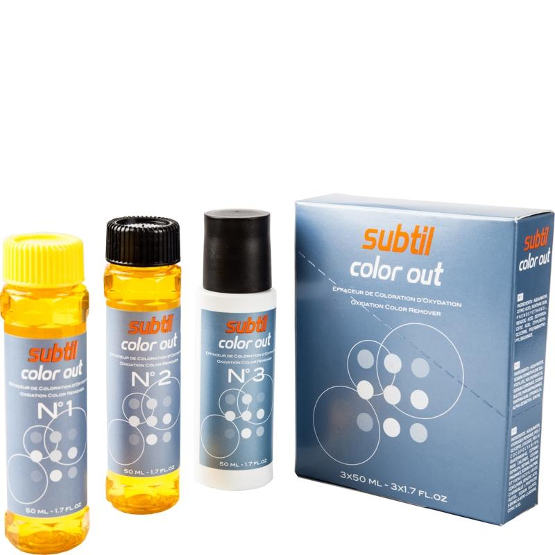 COLOROUT 3X50ML