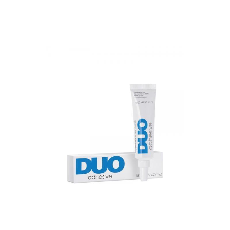 KLEJ DO RZĘS 14g - duo clear