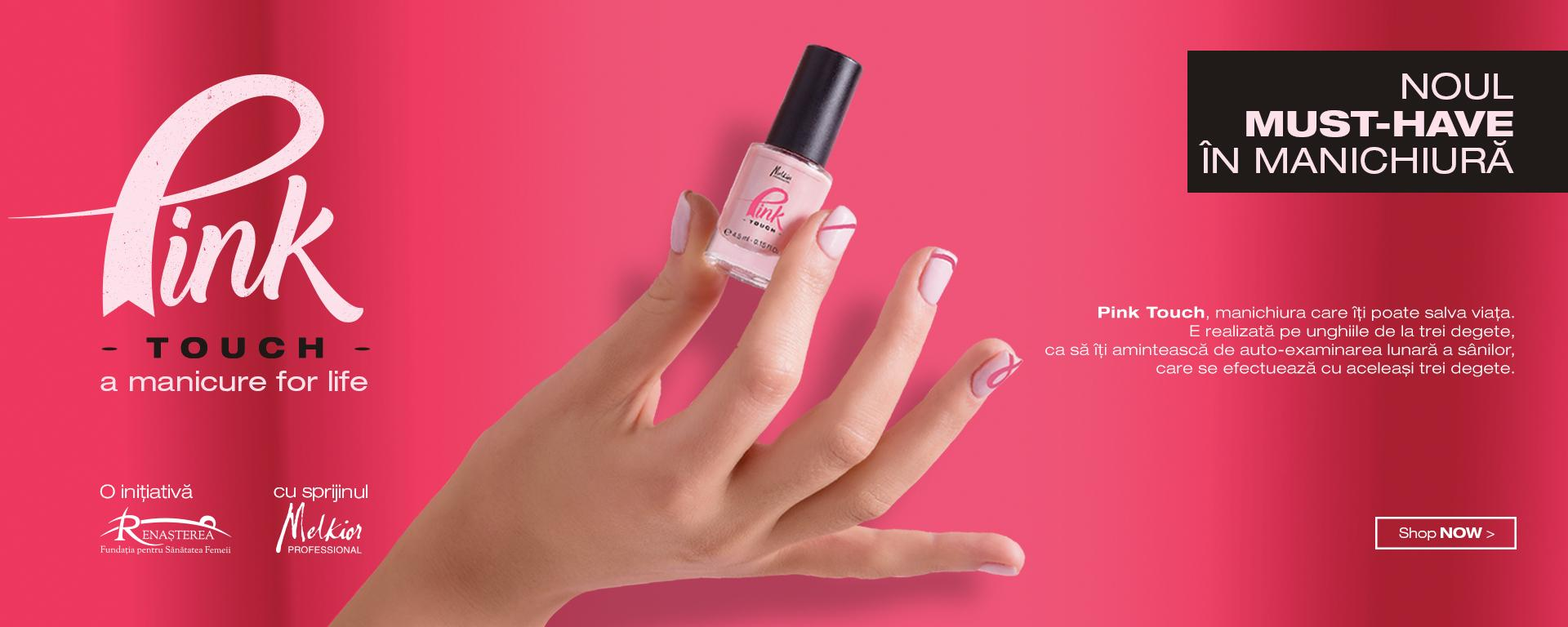 Pink Touch Collection