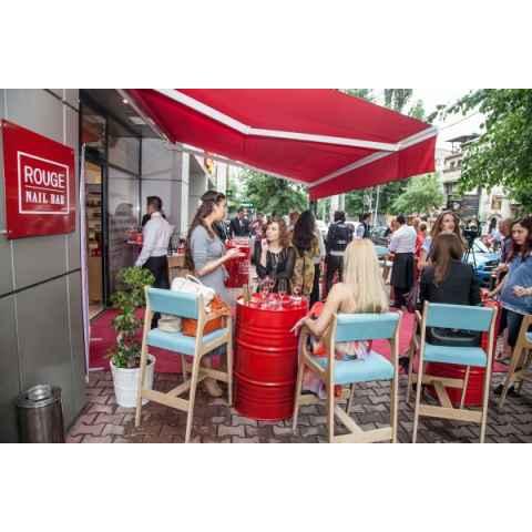 Melkior a lansat noua colectie de OJE la Rouge Nail Bar
