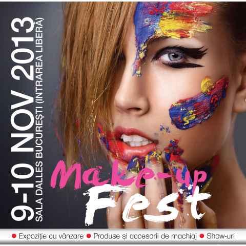 Melkior va invita la Festivalul de machiaj