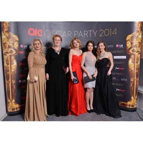 Melkior a participat la OK! Oscar Party