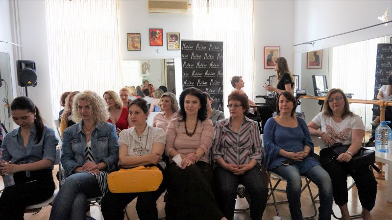 "Melkior a participat la ""Beauty coaching by Luana Ibacka"""