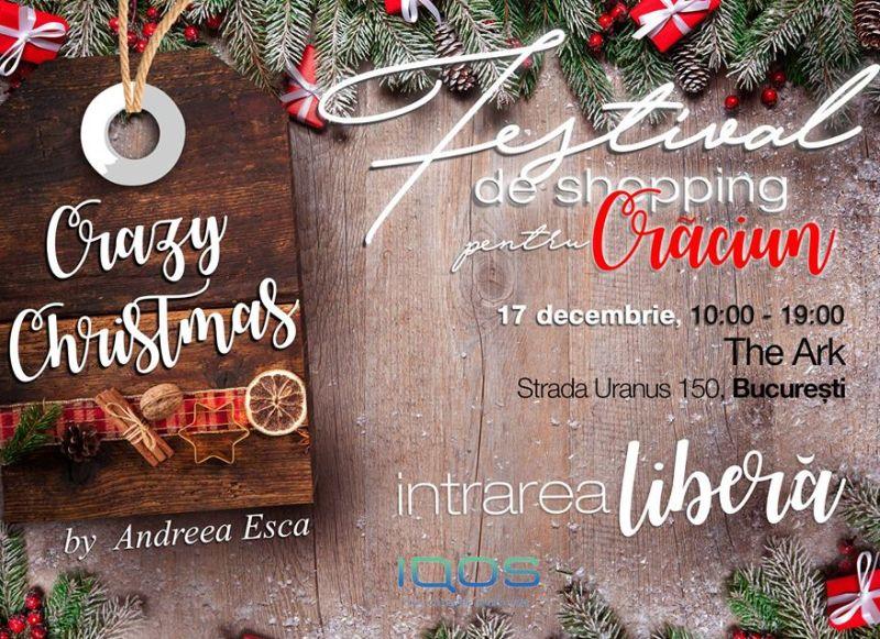 """MELKIOR A PARTICIPAT LA TARGUL """"CRAZY CHRISTMAS"""" BY ANDREEA ESCA!"""