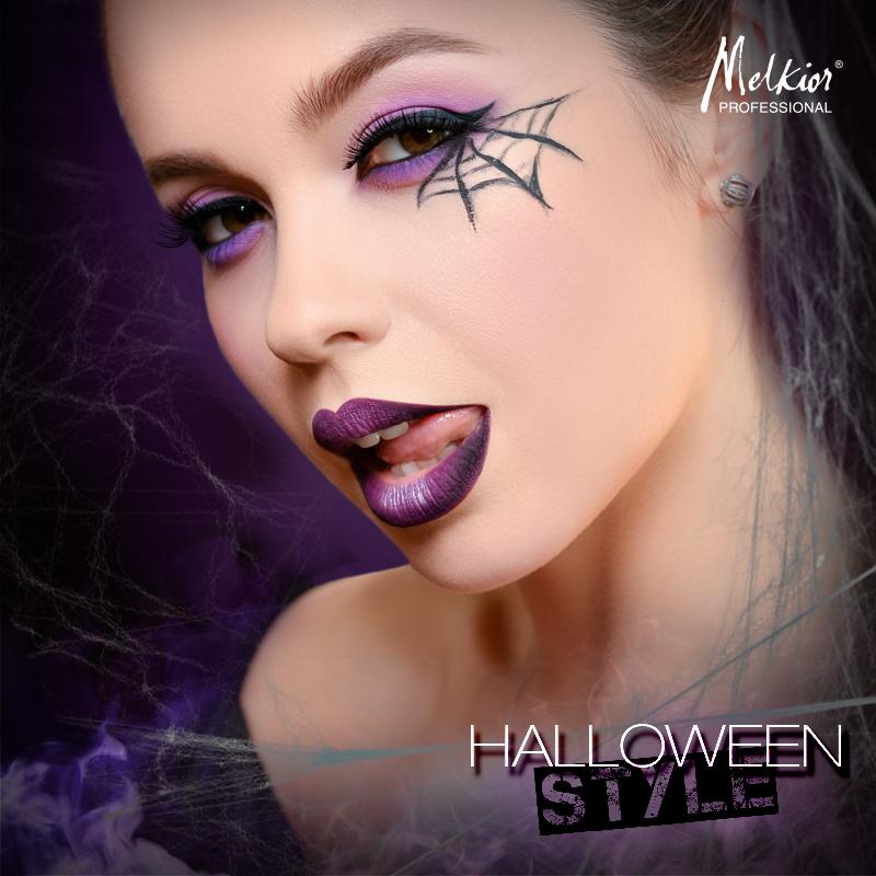 Melkior Professional Machiaj De Halloween Vrei Sa Intri In Joc