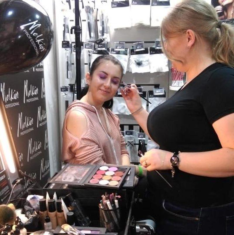 Melkior a participat la Makeup Fest