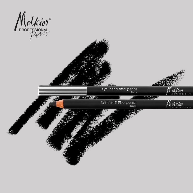 Daca vrei un machiaj impecabil, creionul de ochi khol Melkior este aliatul tau de incredere!