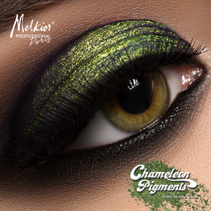 Pigmenti Cameleon – un nou trend in machiaj! Obtine o stralucire spectaculoasa!