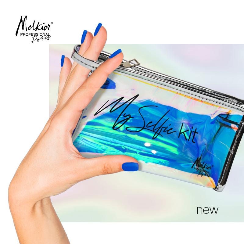 Ai multe produse cosmetice? Alege unul dintre cele 3 modele noi de Portfard de la Melkior!