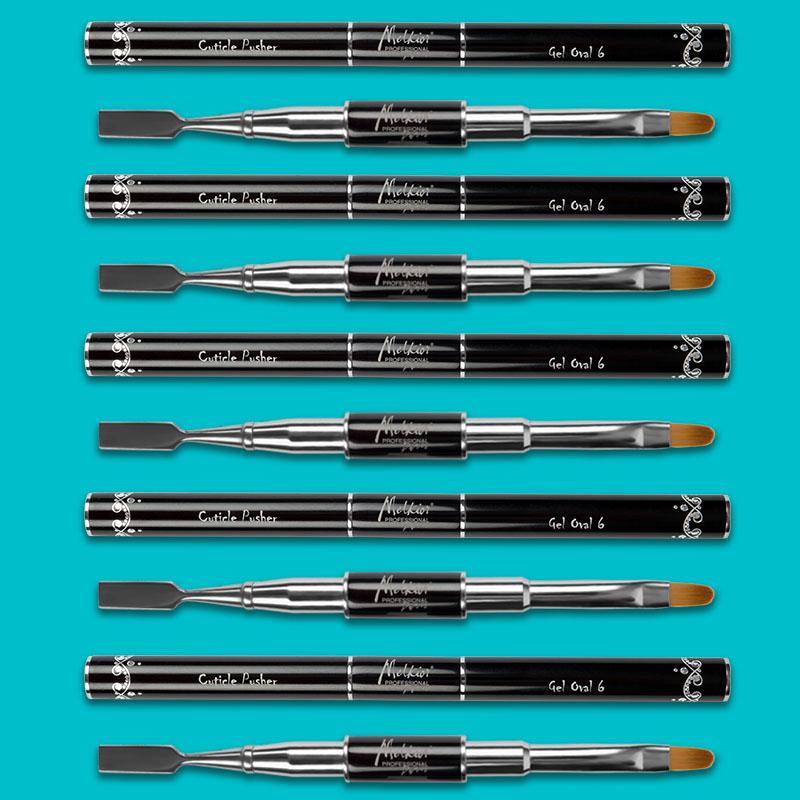 Melkior a creat modele noi de Pensule profesionale pentru manichiura