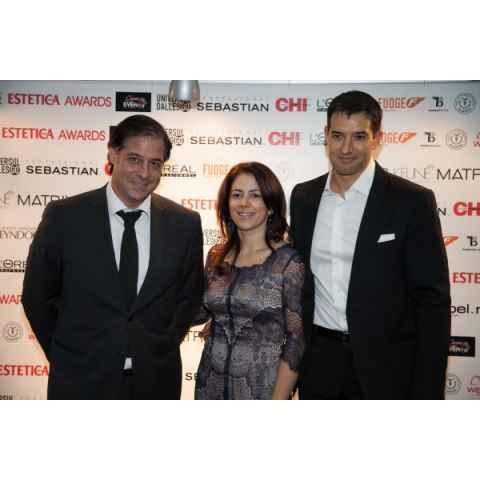 Melkior a oferit premii la Gala Estetica Awards