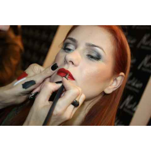 Melkior a participat la Make-up Fest