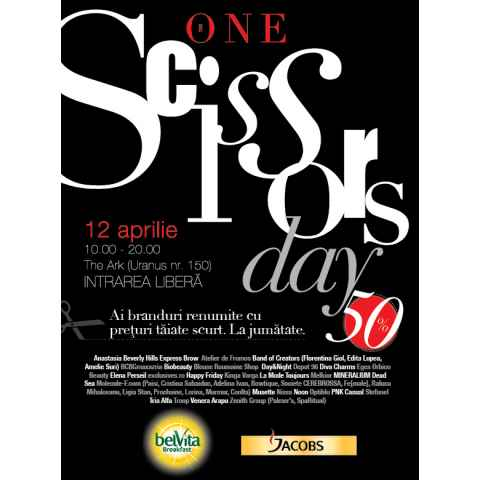 Smart shopping la Târgul The ONE Scissors Day