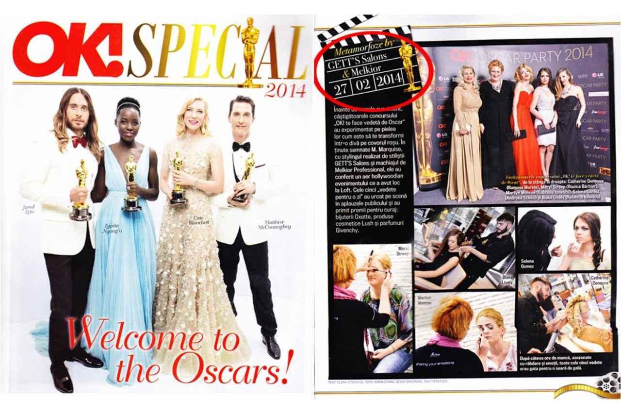 OK! Magazine - Martie 2014