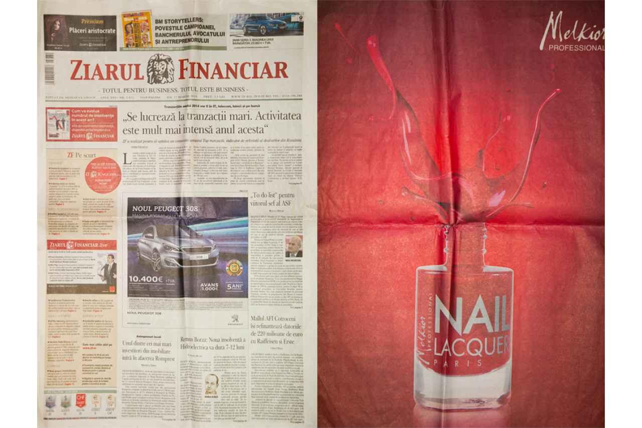 Ziarul Financiar - Martie 2014
