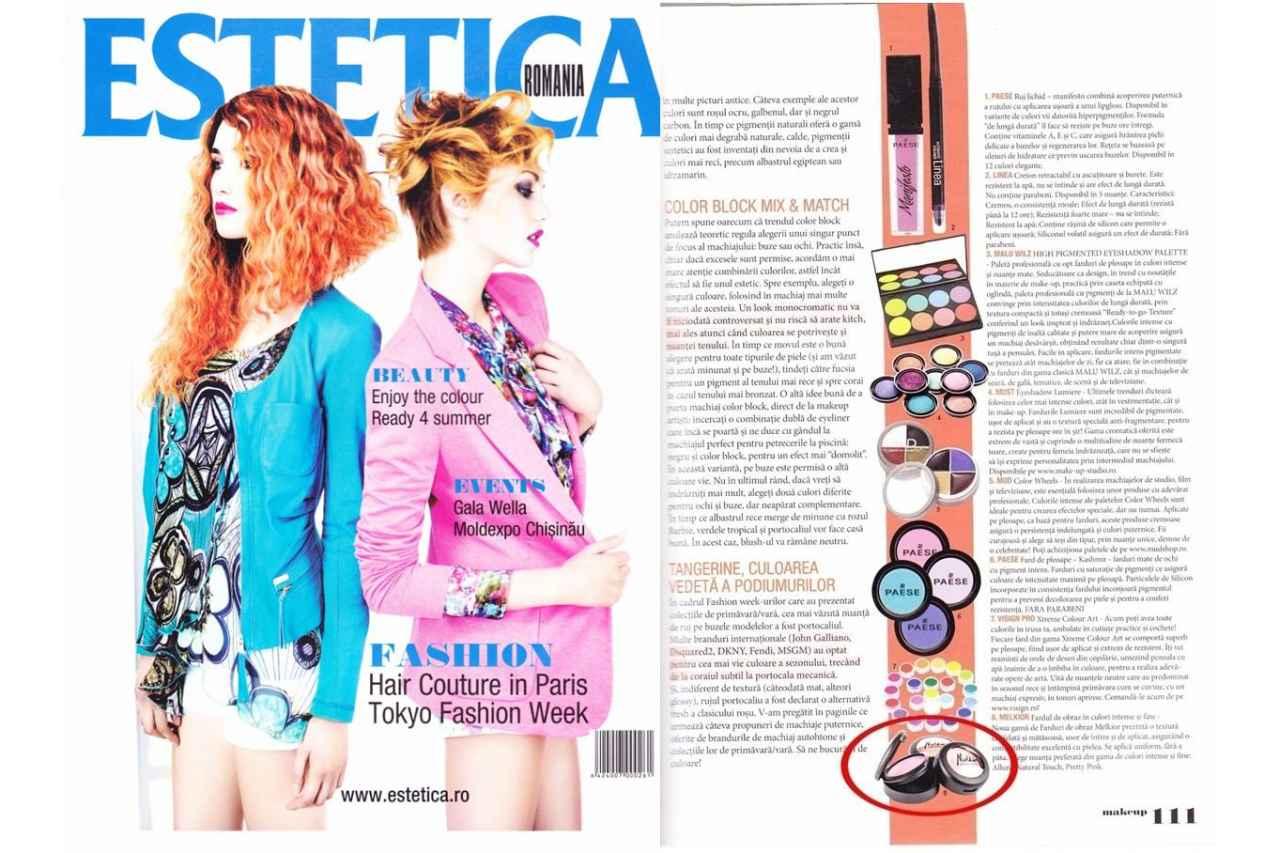 Estetica - Aprilie 2014