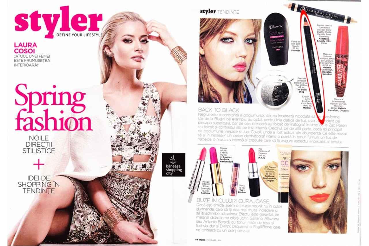 Styler - Aprilie 2014