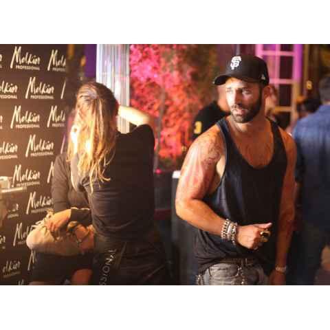 Melkior le-a rasfatat pe invitatele petrecerii de la Bagatelle Paris