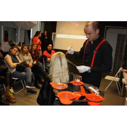 Melkior a gazduit Seminarul `Vopsea SUBTIL Ton/Ton HD`
