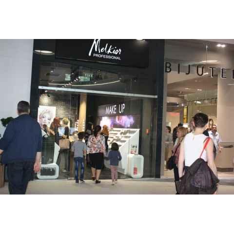MELKIOR va asteapta in noul magazin din Mega Mall