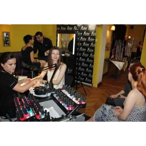 Melkior a participat la Fashion Event Gala UNITER