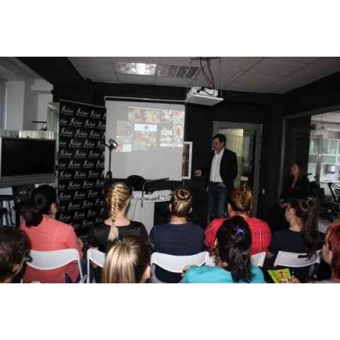 Melkior a gazduit Seminarul `New Trends - Indian Summer`