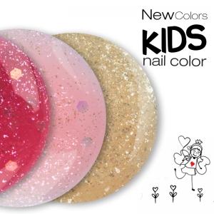New Colors! Oja pentru copii straluceste!