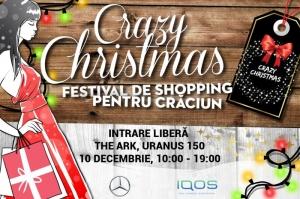 "Melkior va asteapta la targul ""CRAZY CHRISTMAS"" by Andreea Esca!"