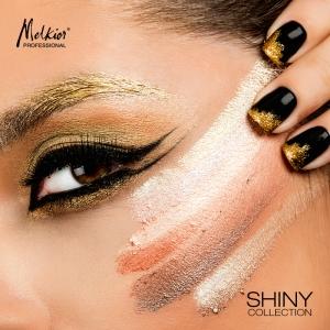 New! Shiny Collection pentru machiajul ochilor