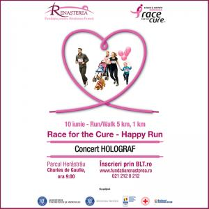 Pregateste-te sa mergi la Happy Run!