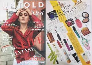 UNTOLD & A'list Magazine