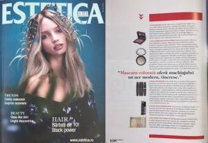 Estetica - Mai 2018
