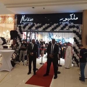 Melkior a inaugurat primul magazin din Arabia Saudita!