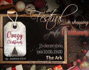 Melkior te asteapta la targul Crazy Christmas by Andreea Esca!