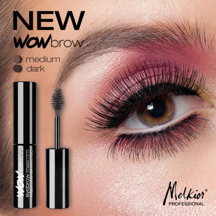 Foloseste noua Mascara WOWbrow si sprancenele vor arata impecabil!