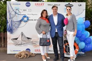 Melkior a participat la lansarea revistei Alist Magazine by Andreea Esca