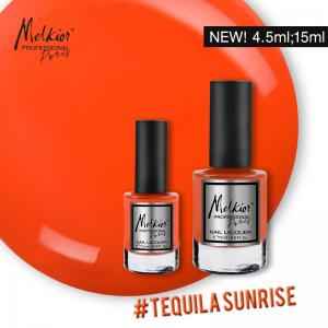 Cocktailul preferat al unghiilor tale este Tequila Sunrise!