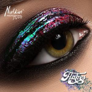 Vibratia verii! Reflexii versatile cu pigmenti fulgi de la Melkior!