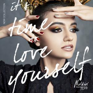 Straluceste cu produsele de machiaj Melkior! Am lansat Christmas Collection. It's time to love yourself!