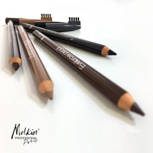 Obtine un machiaj natural cu noul creion pentru sprancene Melkior!