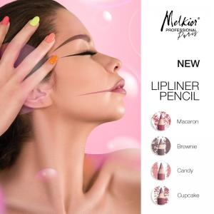 Completeaza-ti orice machiaj cu noul creion de buze cu textura pigmentata!