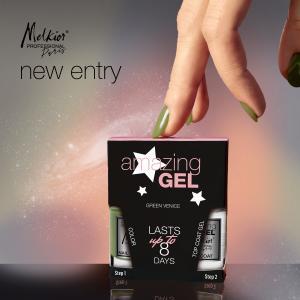 Vrei o manichiura cu aspect de gel? Foloseste noul set Amazing Gel creat de Melkior!